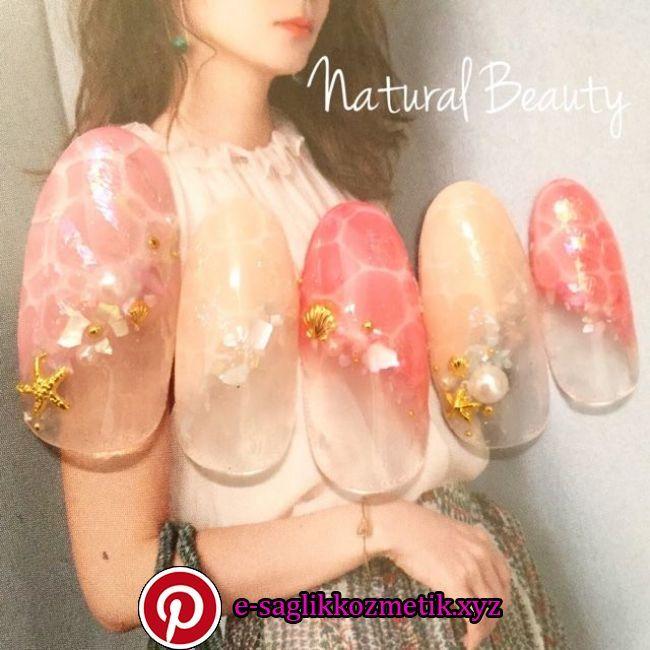 春/夏/海/リゾート/ハンド – naturalbeautyのネイルデザイン[No.15…