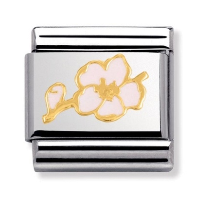 Nomination Nature - Peach Blossom Charm 030278-0 05