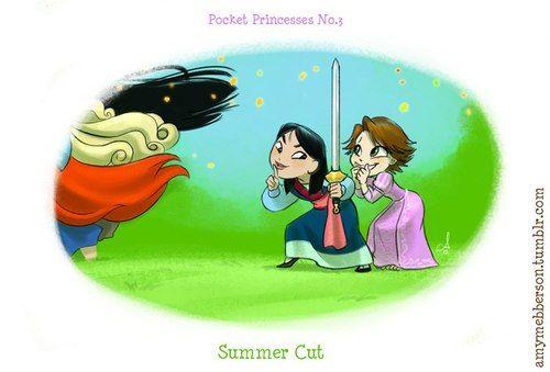 pocket princesses | Tumblr