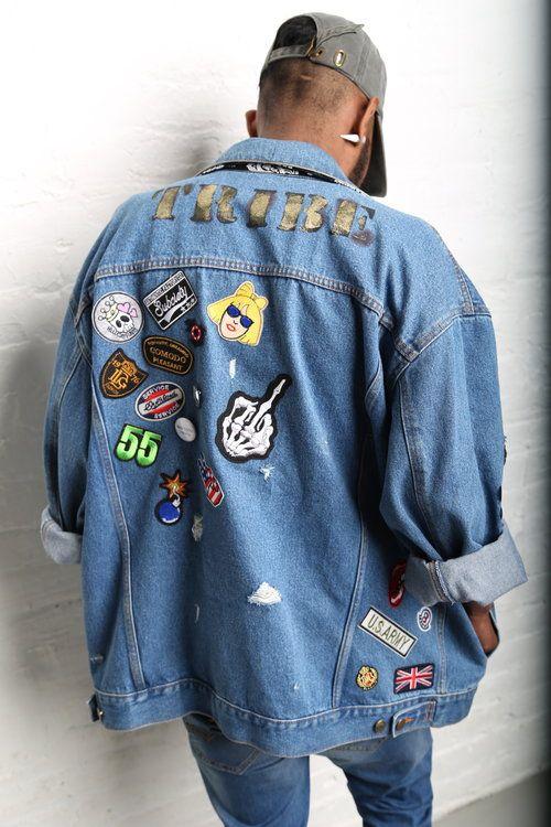 7df9fbd7b43303 Image result for customized denim jacket | Jeans | Customised denim ...