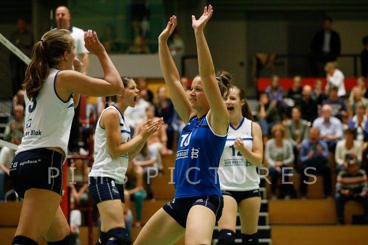 Sliedrecht Sport - VC Oudegem (BEL) 14/9/13   Foto van PimsPictures.nl   #volleybal #volleyball #eredivisie #delaeredivisie