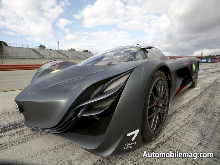 This Is A Concept Vehicle Which Few Of Us Will Ever Drive. The Furai Is  Mazdau0027s Next Hope In The Future Of Car Racing.