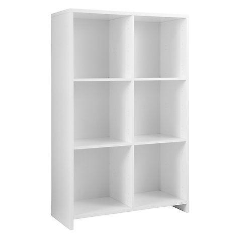 Buy House by John Lewis Oxford 3 x 2 Shelf Cube Unit, FSC-Certified Online at johnlewis.com
