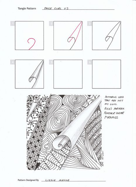 page curl v2