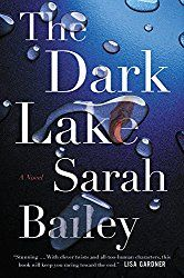 The Dark Lake by Sarah Bailey - 440 pages Book Blurb The lead homicide investigator in a rural town, Detective Sergeant Gemma Woodstock is deeply unnerved when a high school classmate is found strangled, her body floating in a lake. And not just any classmate, but Rosalind Ryan, whose beauty and inscrutability exerted a magnetic pull on Smithson High School, first during Rosalind's student years and then again when she returned to teach drama. As much as Rosalind's life was a mystery ...