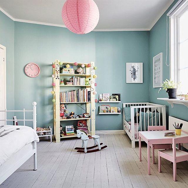 17 bästa bilder om Barnrum på Pinterest   Barnmöbler, Pastell och ...