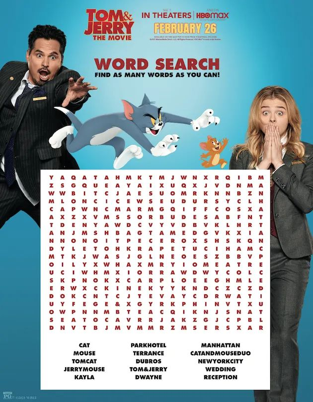Tom Jerry Printables And Activity Sheets In 2021 Tom And Jerry Tom And Jerry Movies Jerry