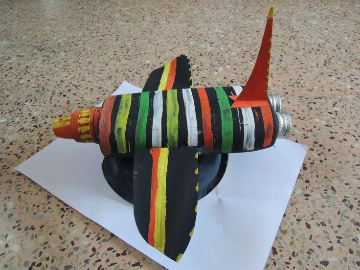 Phenol bottle flight