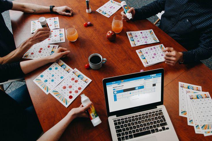Host virtual bingo games in 2020 custom bingo cards