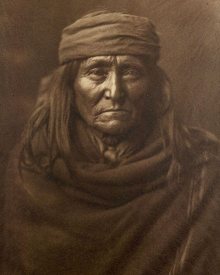 Eskadi, Of The Apache Tribe, 1903