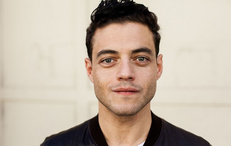 Rami Malek photographed by Barbara Doux
