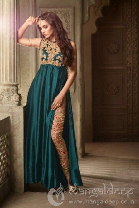http://www.mangaldeep.co.in/salwar-kameez/stunning-dark-turquoise-semi-stitched-designer-party-wear-anarkali-suit-8205 For more information :- Call us @ +919377222211 (Whatsapp Available)