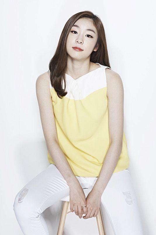 Yu na kim asian beauty