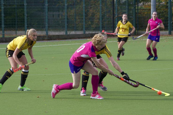 SCHC Ladies v Beeston Ladies Ice hockey - hockey score sheet