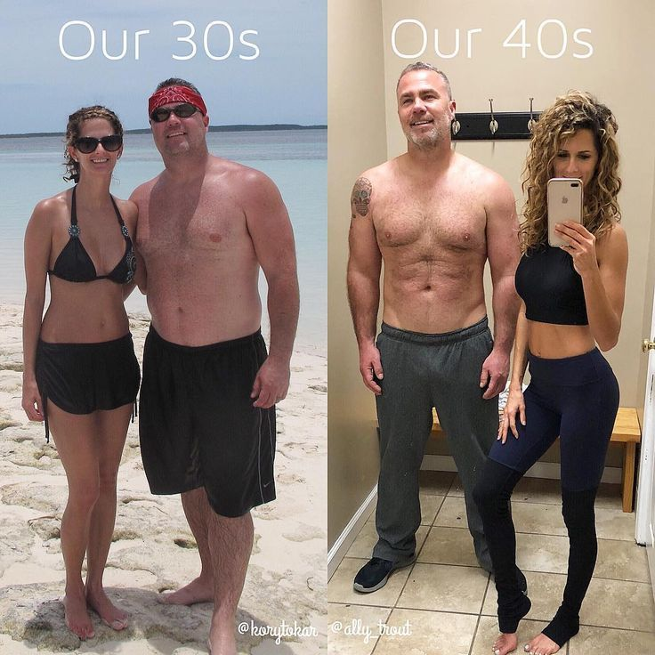 This Couple Started Working Out Together In Their 40s But Had