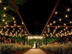 TOP 30 Ideias de Decoração para Casamento ao Ar Livre