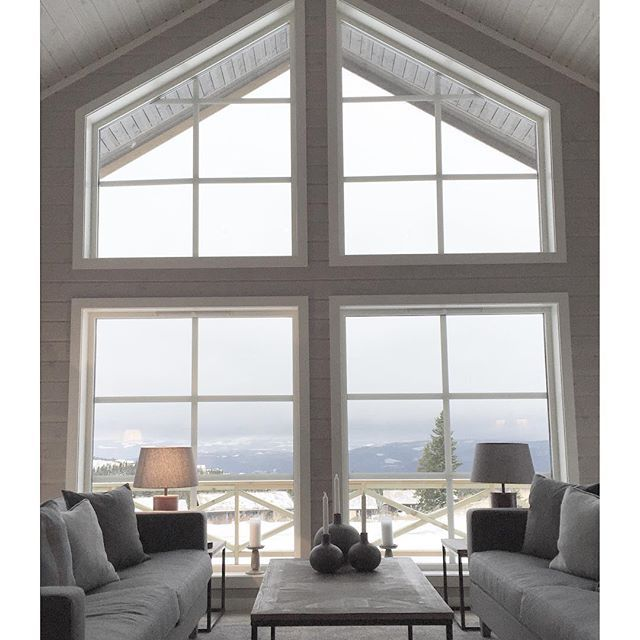 { Room with a view } #interior_jul #interiørmagasinet_jul @interior_magasinet…