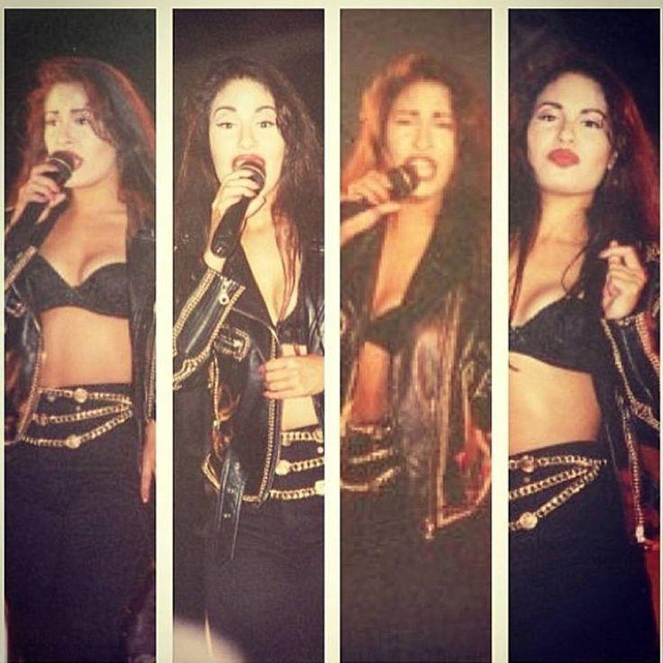 Selena Quintanilla Perez...our Queen Forever..
