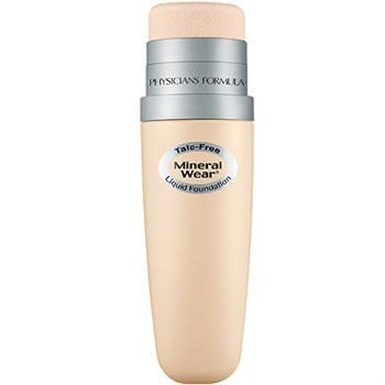 Mineral Wear® Talc-Free Mineral Liquid Foundation - Classic Ivory - Physicians Formula