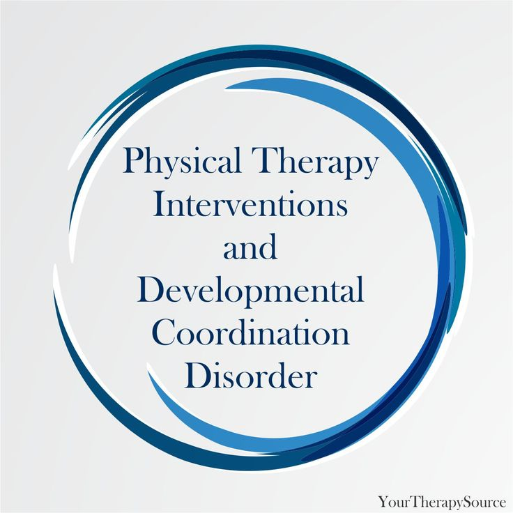 Physical Therapy Interventions and Developmental Coordination Disorder