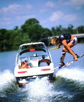 Wakeboarding. New hobby :)