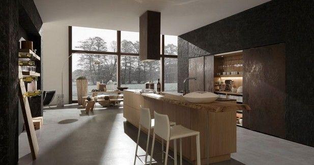 Perfekt Küche Cult Mit Insel Holz Rational Schiebetüren Küchenzeile | Küche |  Pinterest