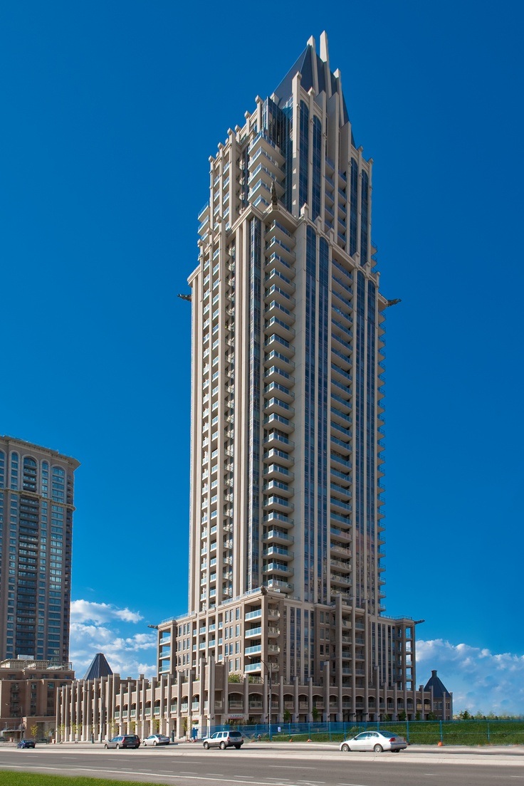 1 Park Tower (2) - Daniels Mississauga