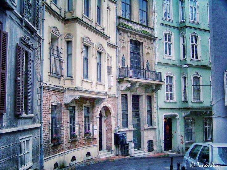 I love the Streets of Istanbul - Cihangir