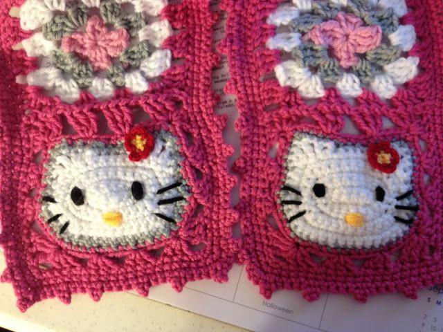 8 besten Hello Kitty Bilder auf Pinterest | Hallo kitty häkeln ...