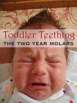 how to help a teething baby sleep through the night