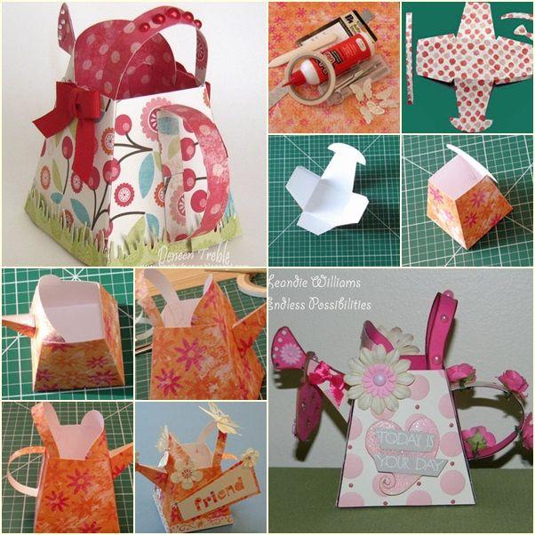 D Paper Craft Ideas