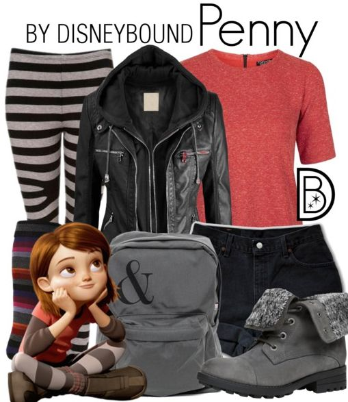 Penny Disneybound