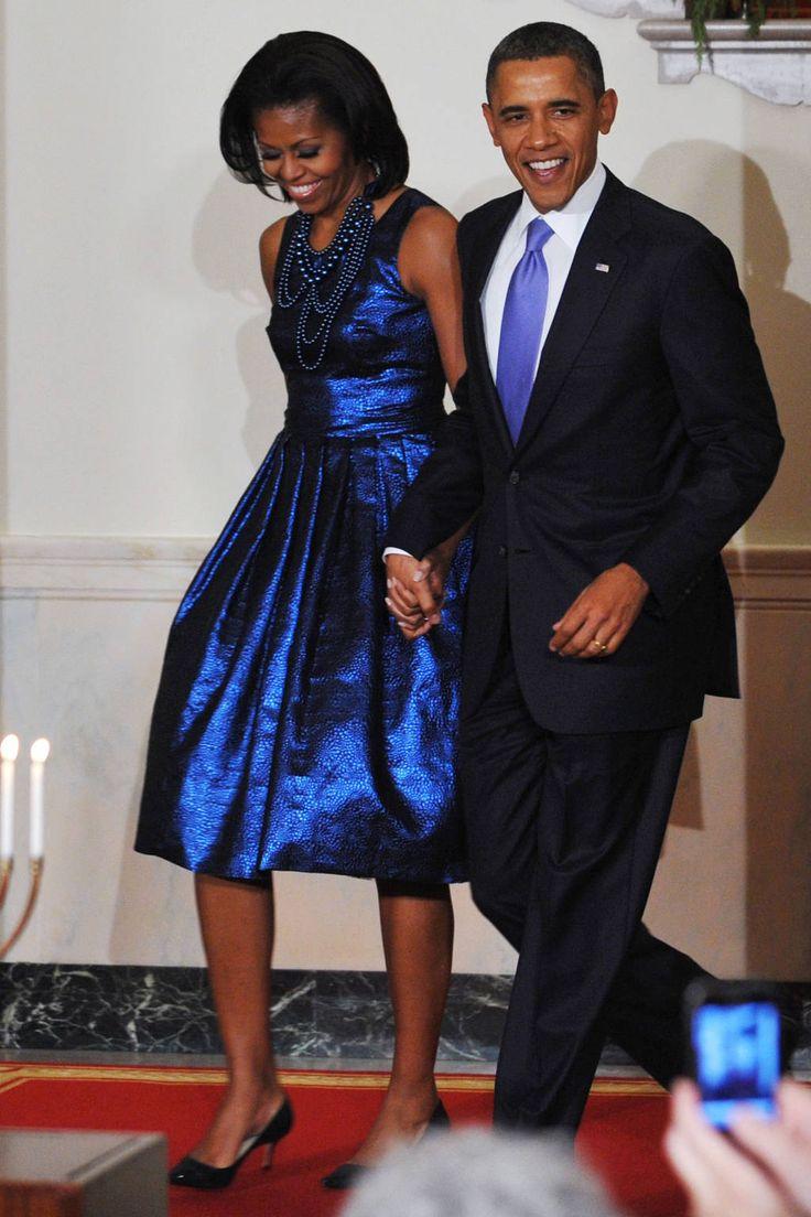 obama birthday Michelle