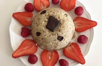 Mousse légère au chocolat Weight Watchers