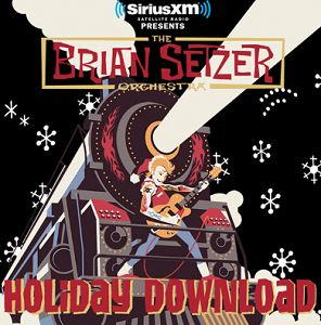 FREE The Brian Setzer Orchestra Holiday MP3 Album Download - http://freebiefresh.com/free-the-brian-setzer-orchestra-holiday-mp3-album-download/
