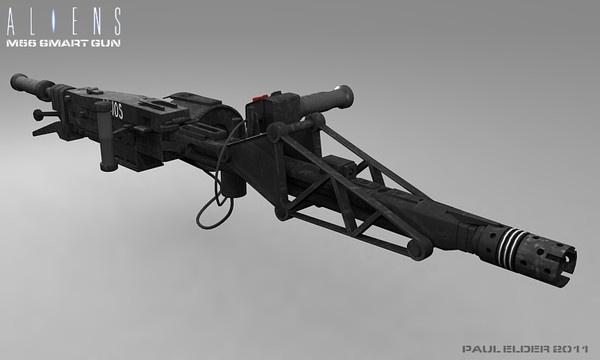 M56 Smart Gun
