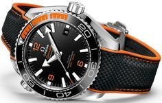 Omega Seamaster Planet Ocean Master Chronometer Watch Watch Releases
