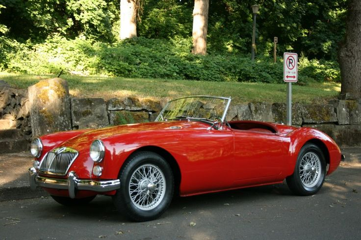 1962 MG A For Sale