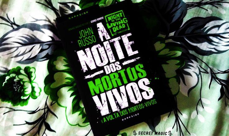 Nome:  A Noite dos Mortos-Vivos E A Volta dos Mortos-Vivos   Autor: John Russo   Ano: 2014   Páginas: 320   Editora: DarkSide® B...