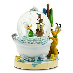 Znalezione obrazy dla zapytania donaldduck snow globe