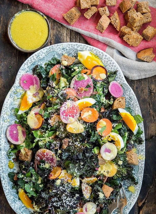 Toss together one of these Thanksgiving salad recipes, and nobody will want to skip straight to the main course.