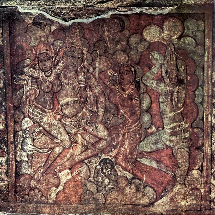 Ancient and medieval Indian cave paintings - Internet encyclopedia