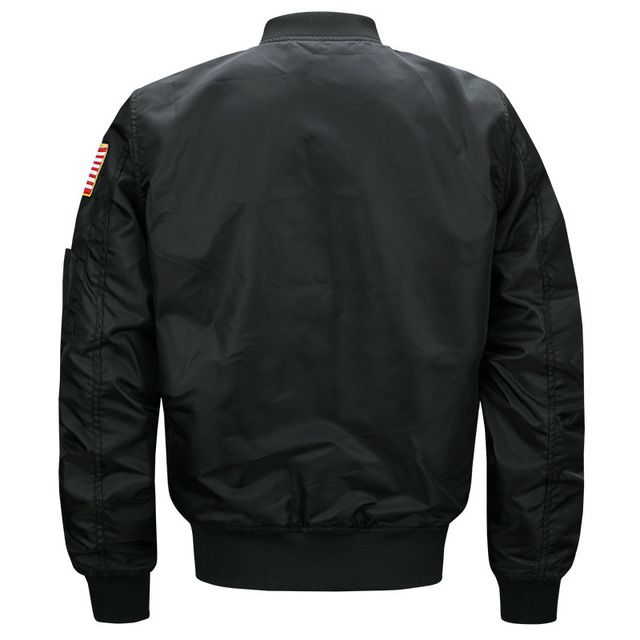 Limited Offer $24.00, Buy Jacket Ma1 Bomber Jackets Fashion Autumn Jacket Man Women Flight Coat Us Size Xs-XXXL