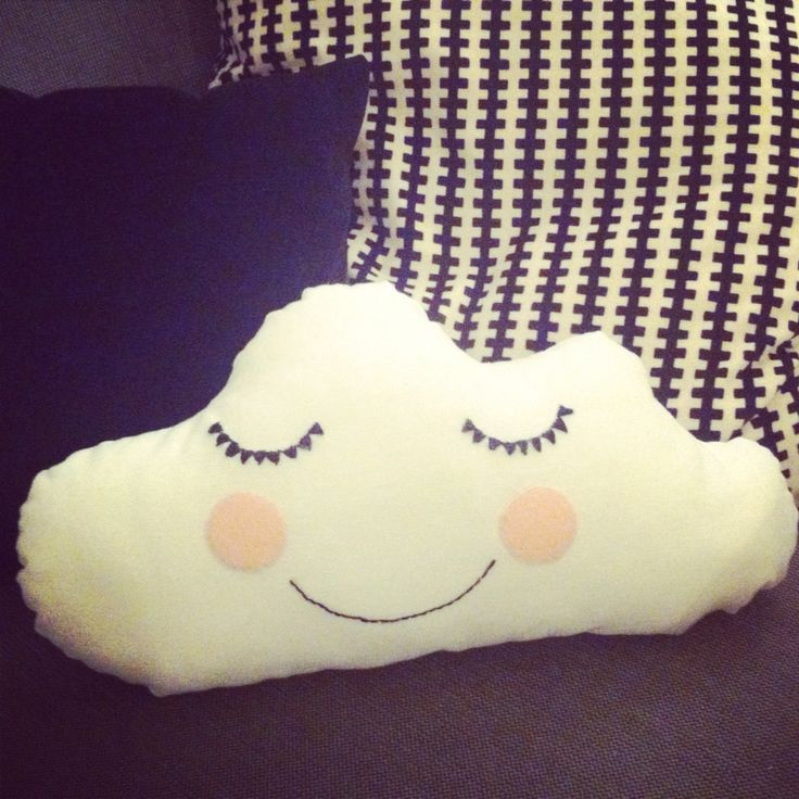 Sleeping Cloud cushion