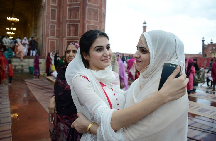 Eid-ul-Fitr is being celebrated with traditional fervour and gaiety in various parts of the country on Thursday.