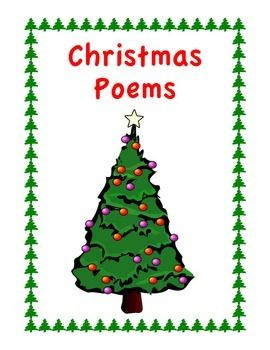 Three original poems about Christmas to use in reading groups, reading centers, literacy centers and as whole group read-alongs. Great for fluency practice or for newsletters or bulletin boards, too.Visit my store for other holiday poems, too!https://www.teacherspayteachers.com/Store/And-A-PoemKathy Mansfield