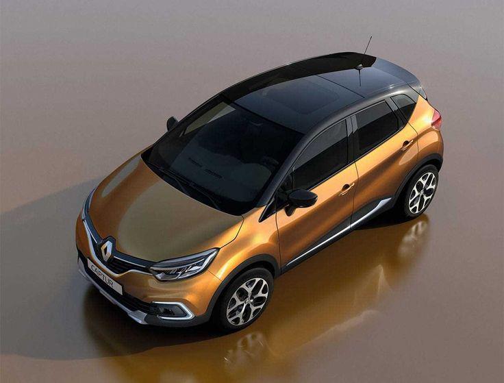 Renault Captur 2018-2019 – Renault Kaptur in the new body