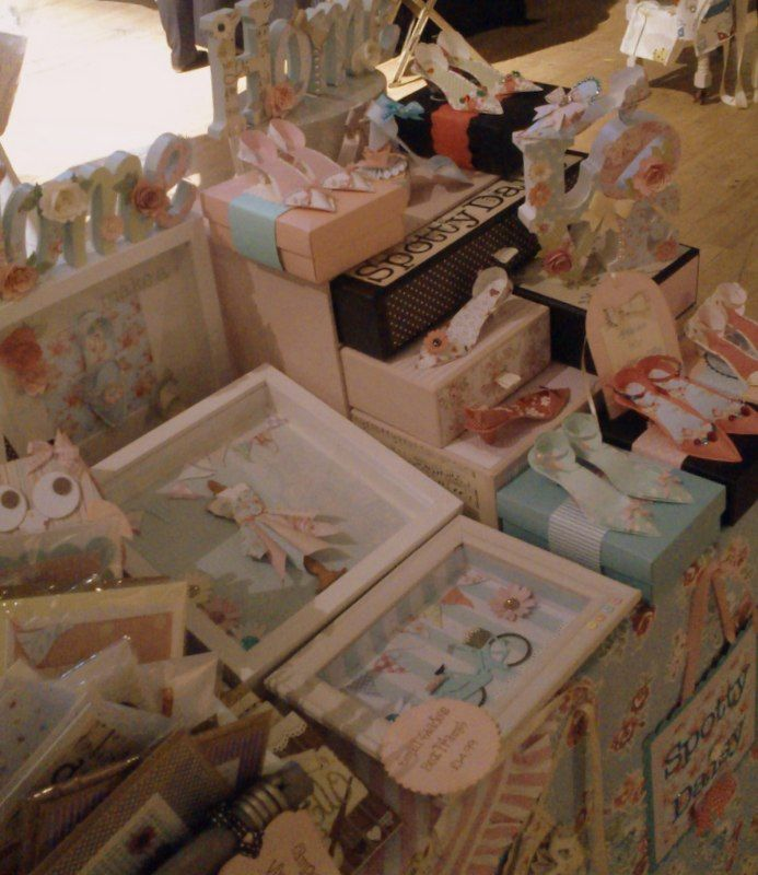 West Midlands Christmas Craft Fairs