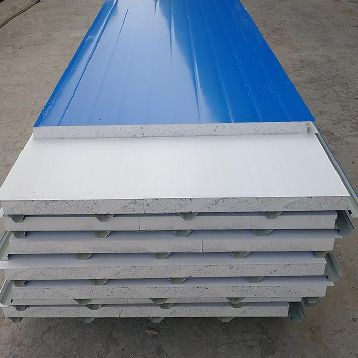 Fireproof Osb Eps Sandwich Wall Panel Insulated Aluminum Sandwich Panel