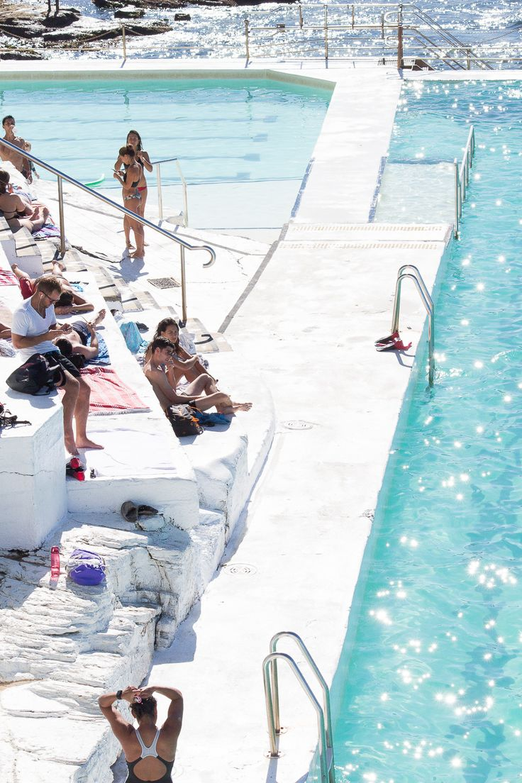 Bondi Pools Bondi Baths Bondi Icebergs